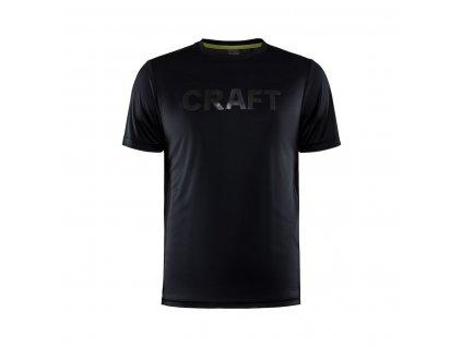 pánské Triko CRAFT Core Charge black