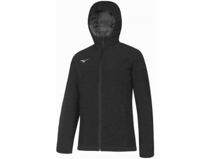 dámská bunda Mizuno Padded Jacket black white