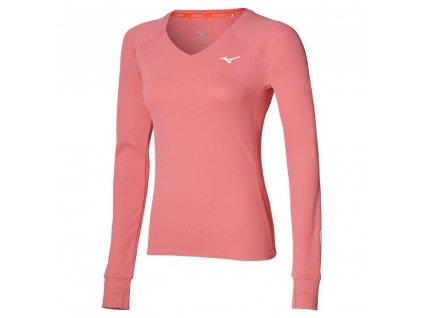 Dámské tričko ALPHA SUN PROTECT Long Shirt TEA ROSE