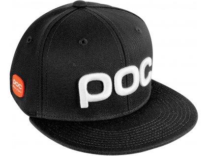 kšiltovka RACE STUFF CAP URANIUM BLACK OS