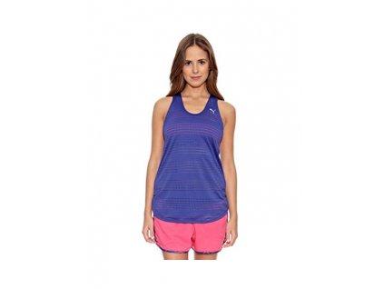 Puma Gym Loose Top blue