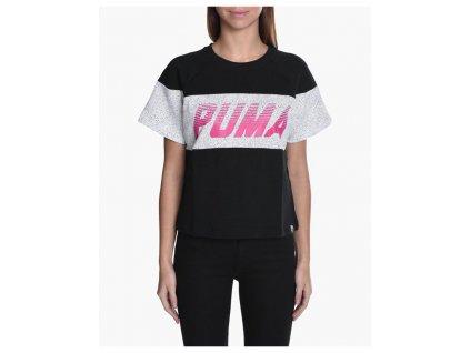 Puma Speed Font Top black