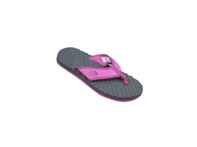 The North Face W Base Camp Flip-Flop Fuchsia