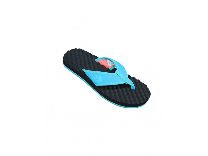 The North Face W Base Camp Flip-Flop Turquoise