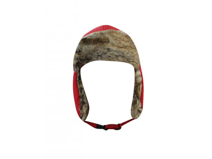 Timberland Insulated Trapper Hat Red