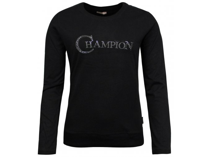 Champion Athletic Apparel Jumper Black