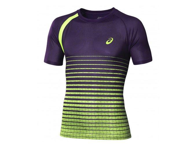 Asics Performance Stripe Purple-Green