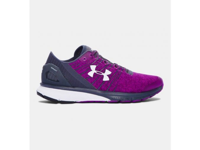 Under Armour Charged Bandit 2 Purple