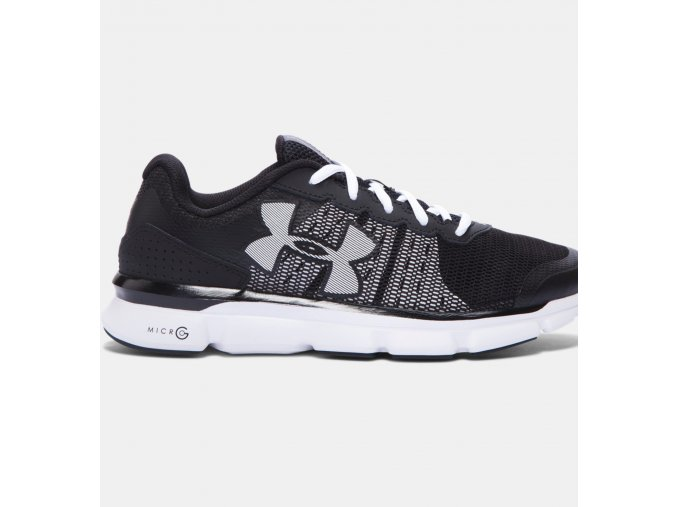 Under Armour W Micro G Speed Swift Black/White/White