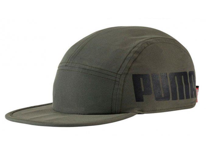Puma Big Puma 5PL Cap Olive Night