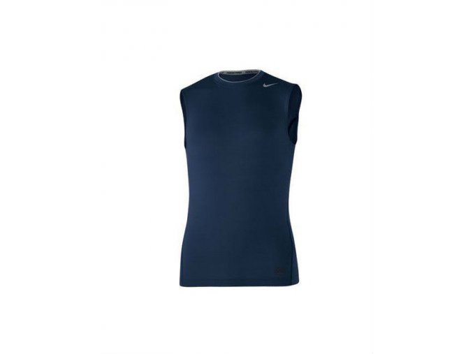 Nike Pro Base Layer Compression Navy