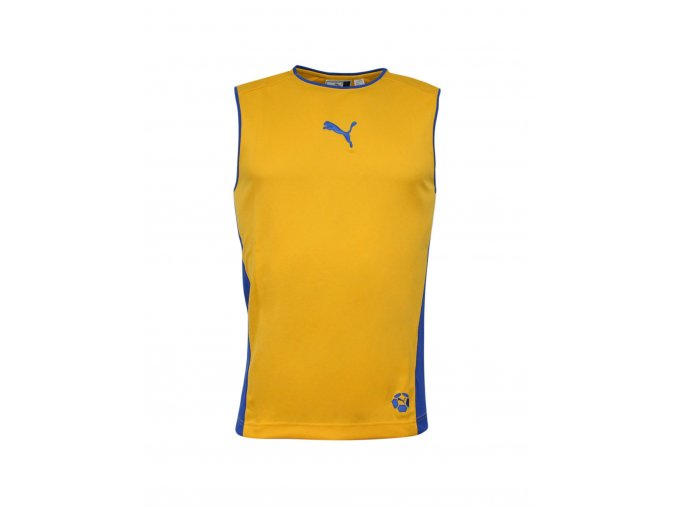 Puma Cat Velocity Team Yellow - Team Power Blue