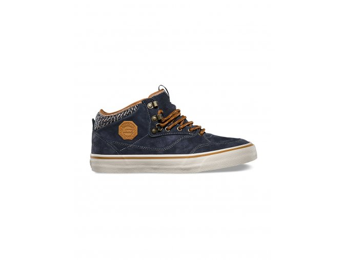 Vans Buffalo Boot MTE Blue Graphite