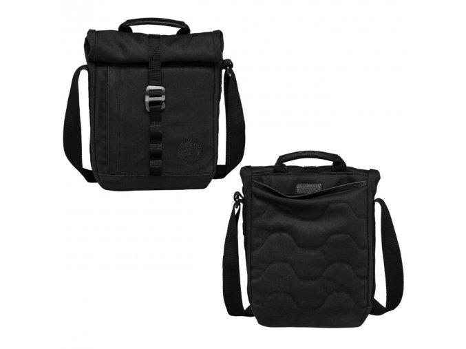 Timberland Cross Body Bag Black Small Logo