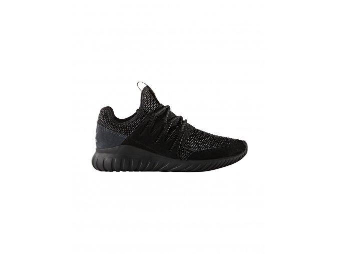 Adidas Tubular Radial Black/Black/Grey