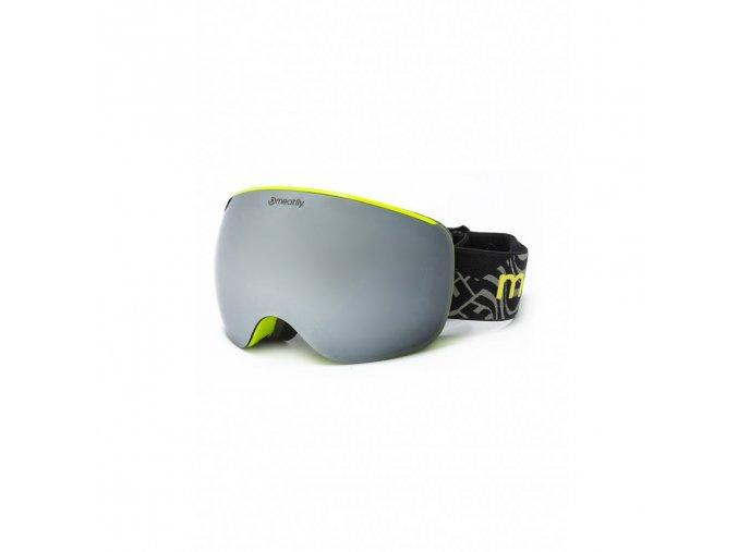 Meatfly Ekko XL Goggles C - Lime