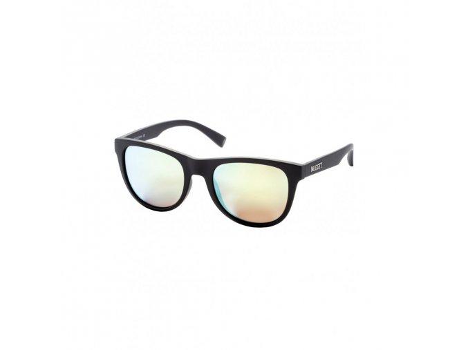 Nugget Whip 2 Sunglasses - S19 A - Black Matt, Yellow
