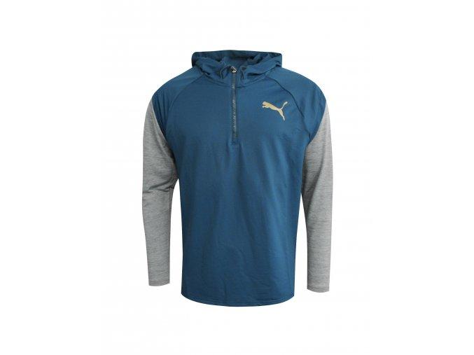 Puma Tech FLeece 1/4 Zip Sallor Blue