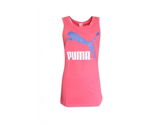 Puma Logo Tank heritage