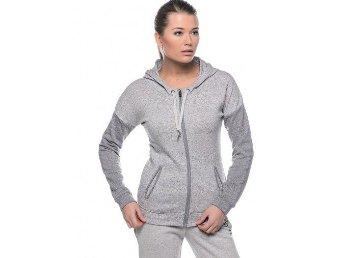 Puma Style Hooded Sweat gray