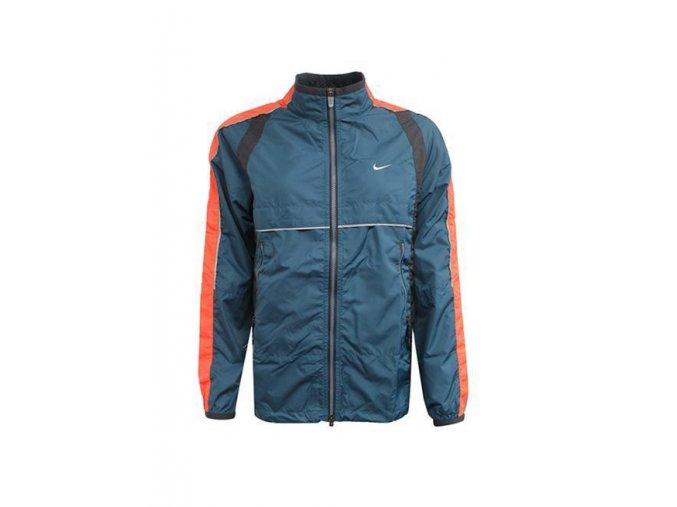 Nike Scotchlite Zip Up Blue Orange