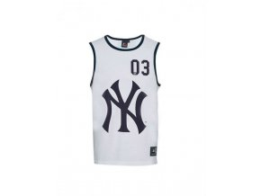 Majestic New York Yankees White Navy