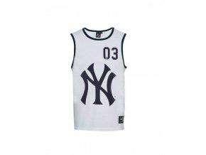 Majestic New York Yankees White-Navy