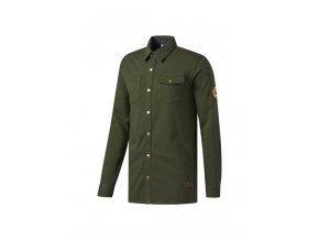 Adidas Terryovershirt Carnui Green