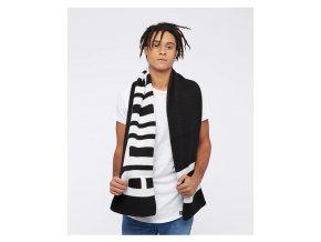 Adidas Scarf Winter Black White Noir Blanc1