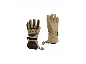 Nike ACG Transition Mens Gloves Sports Ski Beige