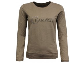 Champion Athletic Apparel Jumper Beige