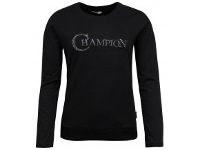 Champion Athletic Apparel Jumper Black