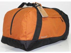 Timberland Alton Collection Medium Duffle Bag Brown1