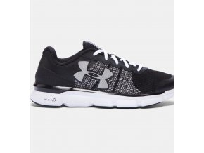 Under Armour W Micro G Speed Swift Black White White