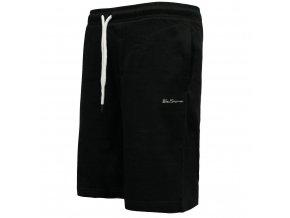 Ben Sherman Training Shorts Small Logo Black