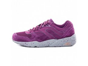 Puma Winterized Plum Steel Grey