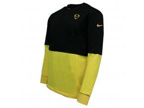 Nike Football Training Black Yellow