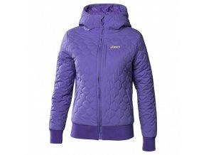 Asics Padded Jacket Violet Purple