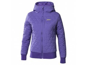 Asics Padded Jacket Violet Purple