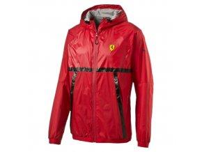 Puma SF Lightweight Jacket Rosso Corsa