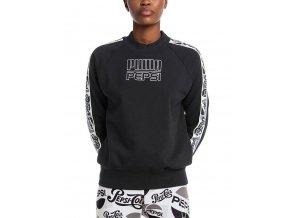 Puma x Pepsi Tape Crew FL Black