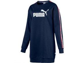 Puma Tape Long Peacoat