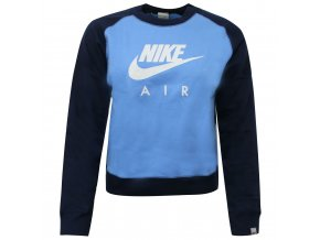 Nike Air Logo Graphic Blue-Navy