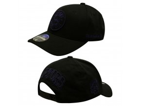 Mitchell & Ness Raptors Black Purple