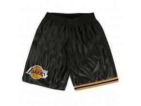 Mitchell & Ness LA Lakers Dazzle Satin Black