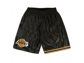 Mitchell & Ness LA Lakers Dazzle Satin Black