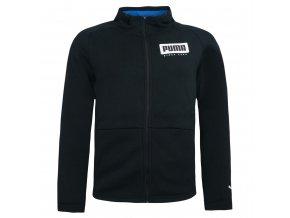 Puma Style Hood Black