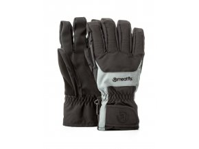 Meatfly Cyclone Gloves B - Black/Grey