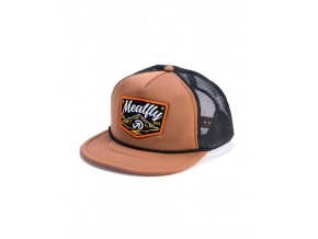 Meatfly Clancy Trucker C - Dark Brown