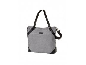 Meatfly Insanity 3 Ladies Bag A - Heather Grey